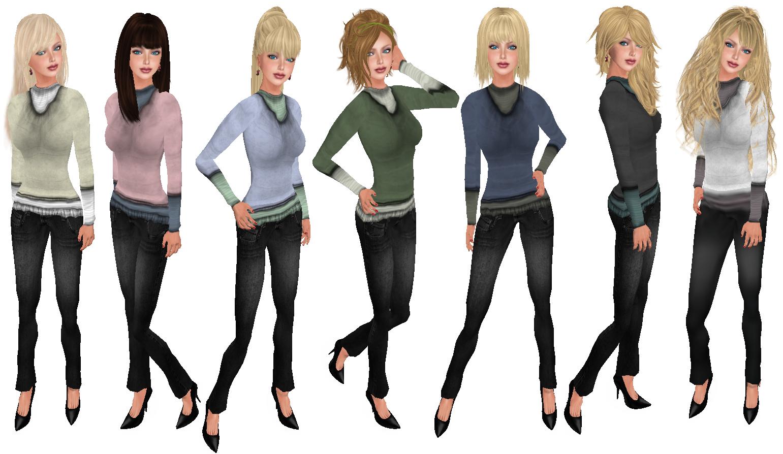 Wezz Sweater