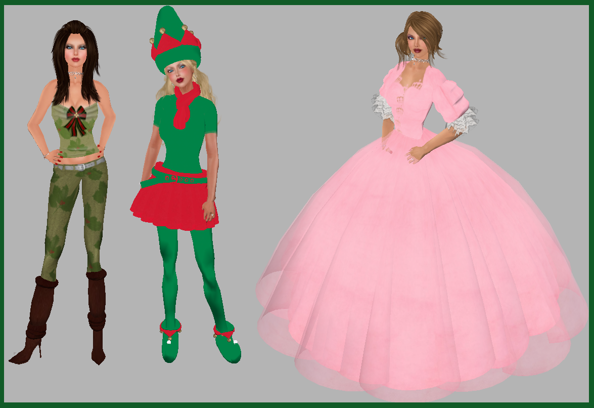 My Style in Second Life