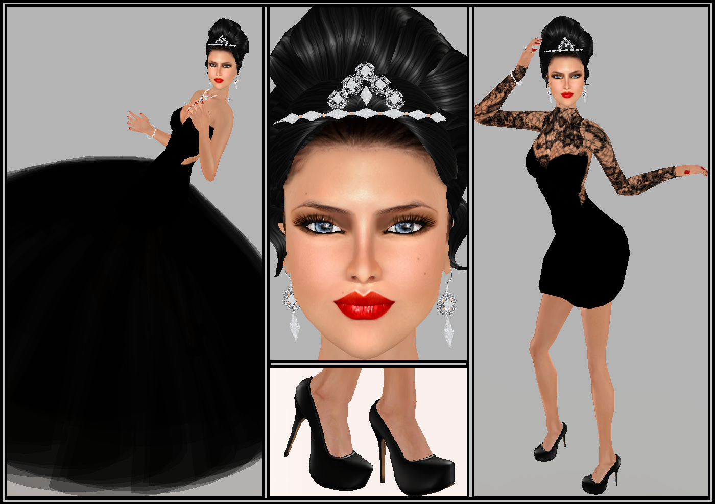 My Style In Second Life March 2010