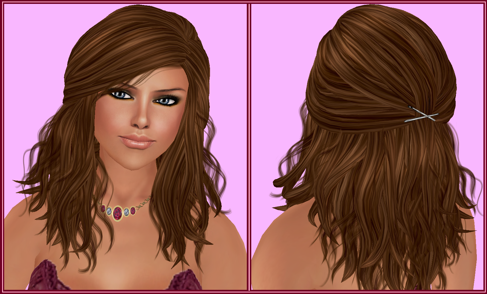 My Style In Second Life 3 New Truth Hairstyles