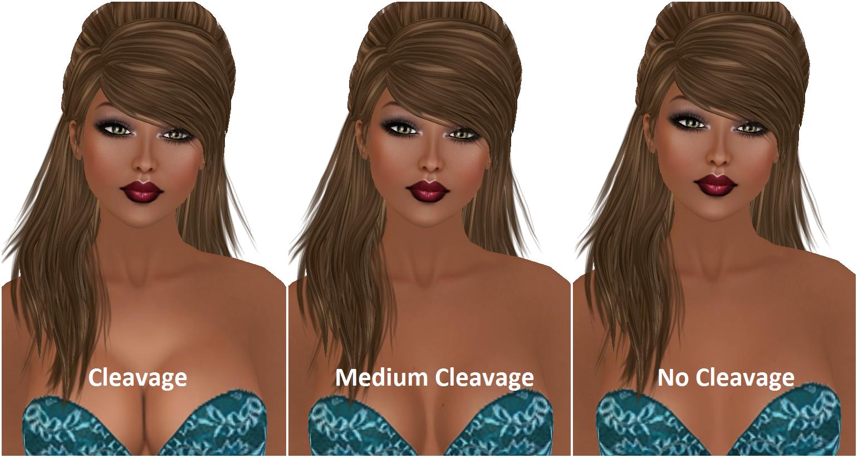Good cleavage vs bad cleavage