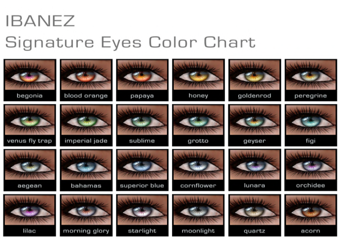 New ibanez signature eyes my style in second life advertisements geenschuldenfo Images