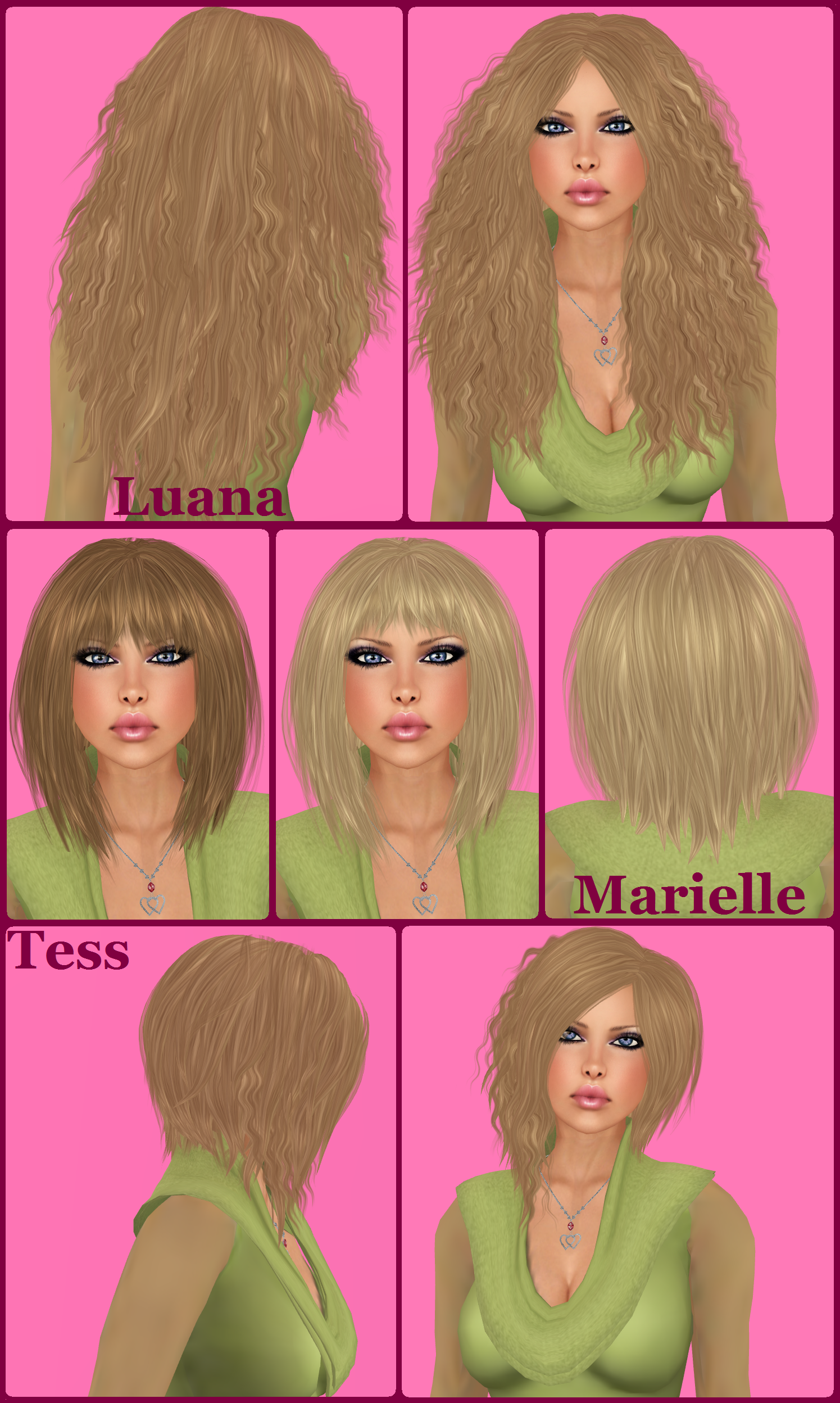 Tess Deb S Science: My Style In Second Life
