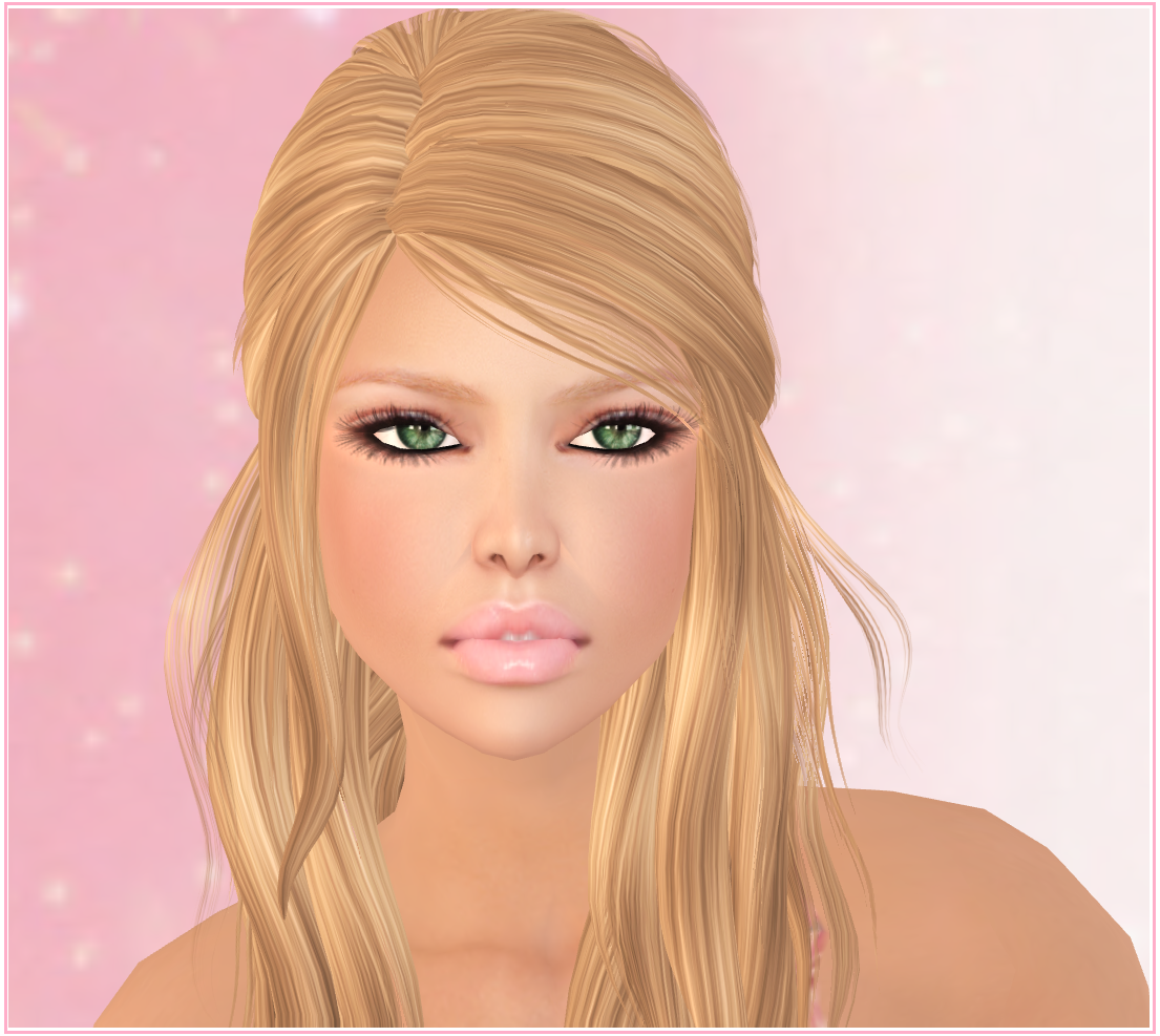 wearing Vanessa the new face from CandyDoll !