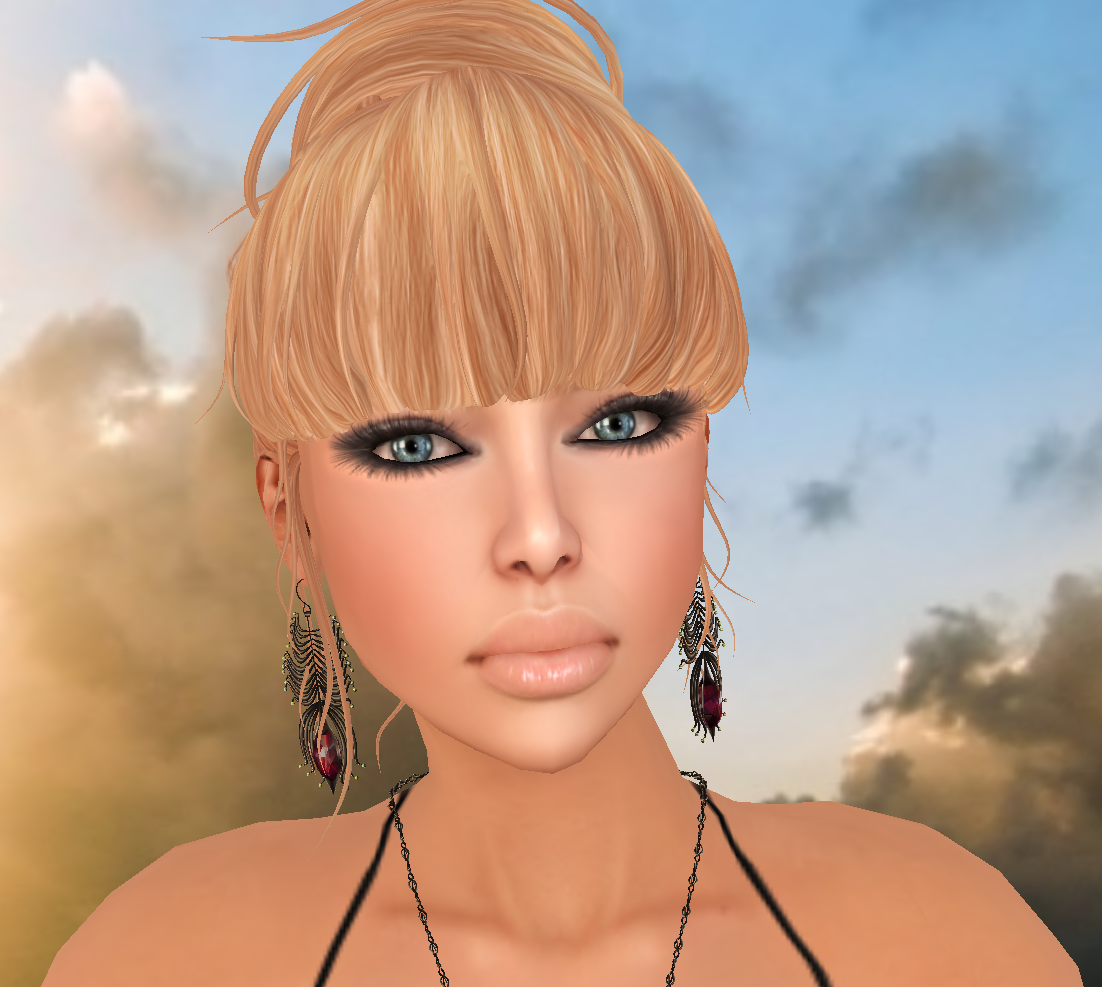 My Style In Second Life: Paris Metro & CandyDoll