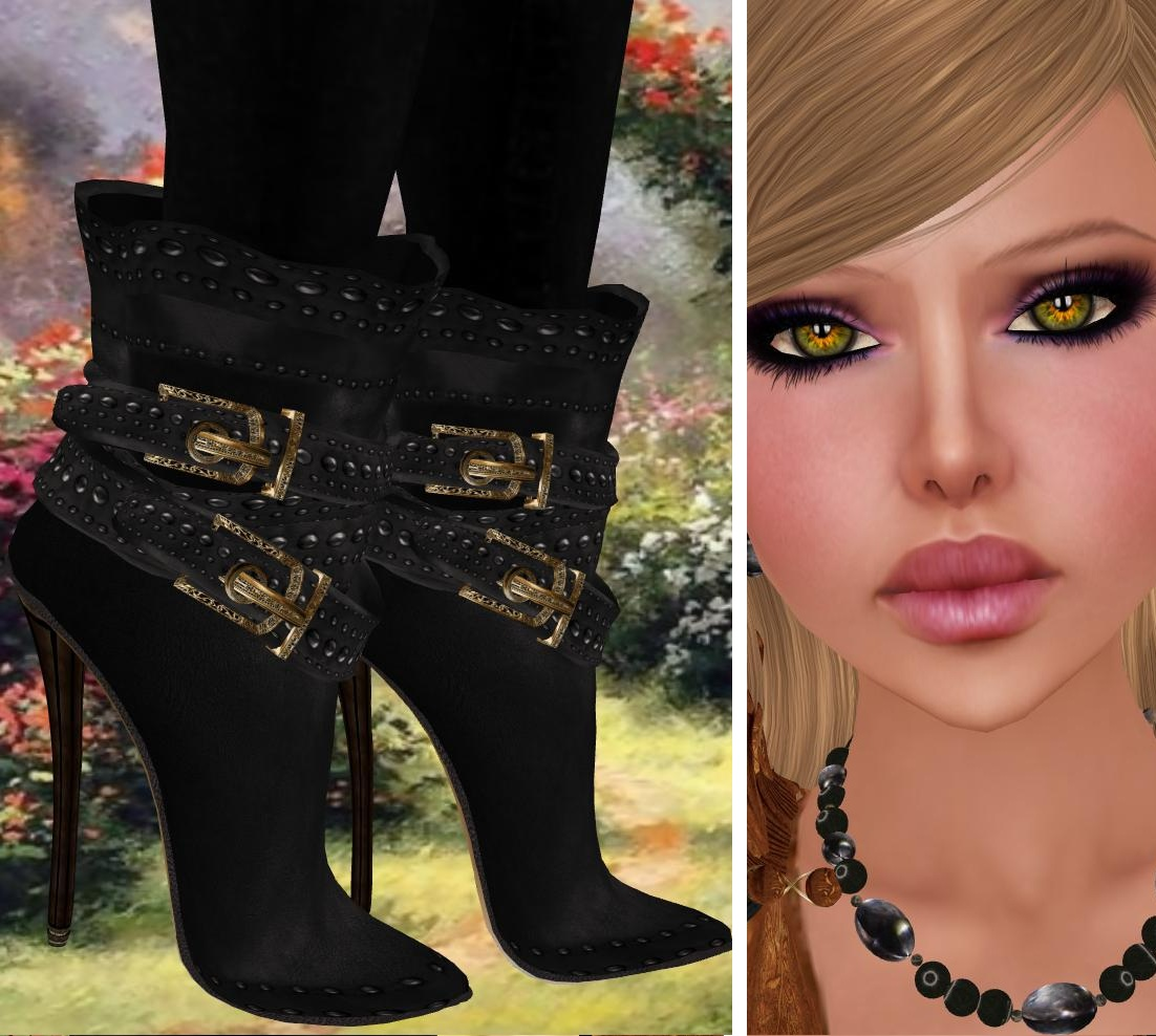 My Style In Second Life New Hudson 39 S Clothing Co